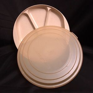 Vintage Littonware Divided Plate